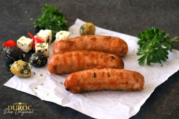 DUROC Salsiccia Trentina Feta & Olive