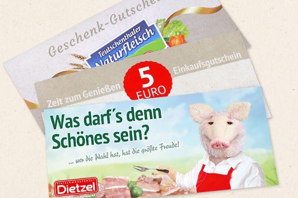 Geschenk-Gutschein 5€