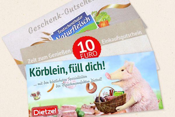 Geschenk-Gutschein 10€