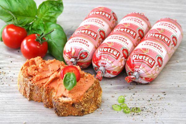 Tomatenleberwurst