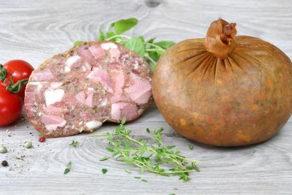 Sülzfleischwurst nach Hausmacherart